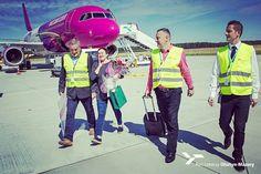 Witamy 100 000 pasażera  na naszym lotnisku #mazuryairport #mazury #portlotniczyolsztynszczytno #lotniskomazury #olsztyn #Szczytno #Wizzair #loty #oslo #podróż #szymany