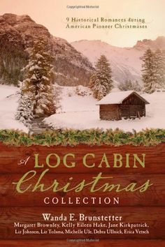 A LOG CABIN CHRISTMAS by Margaret Brownley,http://www.amazon.com/dp/1624162517/ref=cm_sw_r_pi_dp_ctHosb0WH7MMNB3M