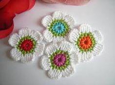 Resultado de imagen para çiçek motifleri tığ işi