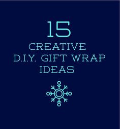 Gift Wrap Ideas You Can Do This Holiday And Receive Compliments  #Relationships #Trusper #Tip