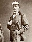 Albert Edelfeltin ylioppilaskuva 1871 - Edelfelt aloitti 14-vuotiaana säännöll.taideopinnot Suomen Taideyhdist.piirustuskoulussa (1869-1871 opett.kuvanveist.C.E.Sjöstrand) Hän hoiti isältään perimänsä velat maalauksillaan. Edelfelt valmistui ylioppilaaksi 1871 ja ryhtyi opiskelemaan yliopistossa latinaa, kreikkaa ja historiaa.Hän opiskeli taidetta yliopiston piirustussalissa (opettajana Berndt Lindholm & Adolf von Becker).