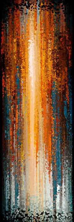 Sow for yourselves righteousness; Break up your fallow ground, For it is time to seek the Lord, Till He comes and rains righteousness on you. Hosea It Is Time To Seek The Lord by Mark Lawrence Christian Art, Painting Inspiration, Impressionism, Canvas Wall Art, Big Canvas, Modern Art, Cool Art, Art Photography, Abstract Art