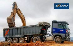 Spanish civil works specialist, EXLAND has been collecting valuable information about fleet trips and loaded and unloaded cargo since adopting Frotcom's Fleet management software. Looking Forward, Monitor, Adoption, Management, Around The Worlds, Technology, Activities, Street, Engineering