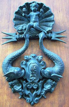 Under the Sea Door Knocker