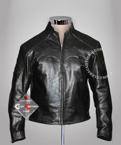Buy Batman Leather Jacket . This Dark Knight Batman Costume is Made from Black Leather. Sale on Batman Jacket with Worldwide Free Shipping    http://www.celebsclothing.com/products/Batman-Begins-Christian-Bale-Real-Leather-Jacket.html  #DarkKnight #ChristianBale #DarkKnightCostume