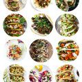 A delicious collection of 15 taco recipes from food bloggers   gimmesomeoven.com