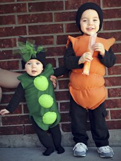 Homemade Halloween Costumes for Kids! We know moms can do anything, so we're not surprised by these brilliant handmade outfits. Best of all: They aren't hard, they're just smart.