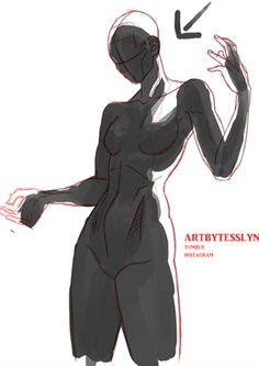 Body Drawing, Drawing Base, Anatomy Drawing, Manga Drawing, Figure Drawing, Drawing Reference Poses, Anatomy Reference, Drawing Tips, Art Reference