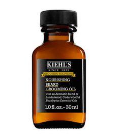 Soften & smooth coarse facial hair with Kiehl's Nourishing Beard Grooming Oil – an aromatic beard oil created with salicylic acid to target dry skin. Shaving & Grooming, Beard Grooming, Men's Shaving, Eucalyptus Essential Oil, Essential Oils, Kiehl's Since 1851, Facial Wash, Kiehls, Beard Care