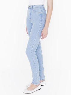 American Apparel Cotton Jeans, $90; americanapparel.net