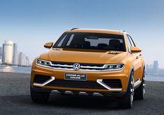 Novo VW CrossBlue Coupe