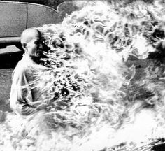 In response to the repressive Diem government of South Vietnam, Buddhist monks protest by burning themselves alive. President Kennedy is shocked and begins to advocate for the overthrow of Diem.