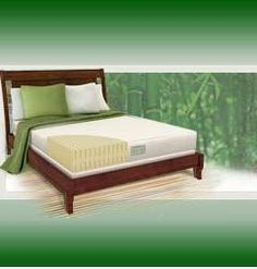"""Organic Latex Mattress 9"""" Botanical Bliss - Cal King Size - 72 x 84 by PlushBeds. $2349.00. A perfect combination of comfort and support. The bottom 6"""" layer is made from 100% natural dunlop latex, which provides dense, orthopedic support while preventing sagging. The top 3"""" layer is made of a softer 100% natural talalay latex, providing comforting pressure relief on your shoulders and hips. Covered in organic cotton and 100% natural wool, this mattress is the p..."""