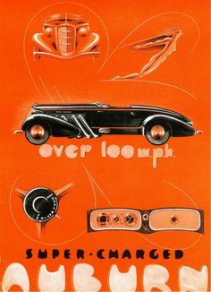 1935 Auburn Speedster #classic #car