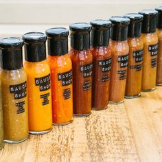 Sauce Shop Choice Of Three