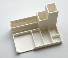 Schreibtisch organizer usb sd karten kugelschreiber for Schreibtisch 3d modell