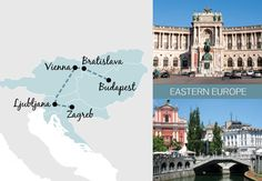 A one-week rail trip itinerary in Eastern Europe + other 1 week trips throughout Europe