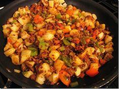 Vegan Chorizo Potato