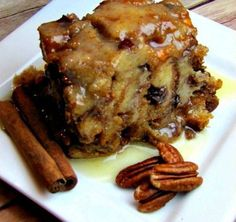 To Die For Bread Pudding Slow Cooker Recipe – D.F.HomeMade