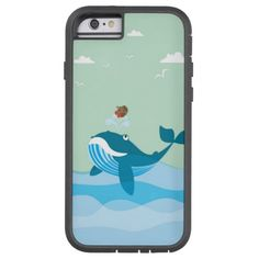 Having a good time with my best friend iPhone 6 case
