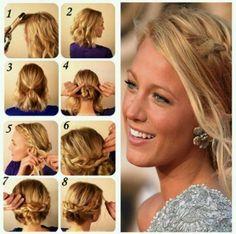 blake lively hairstyles - Pesquisa Google
