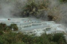 Hot Springs - Tuscany, Italy