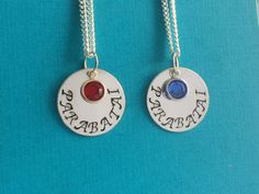 Parabatai Necklaces by TheAdored on Etsy - Inspired by The Mortal Instruments - Shadowhunters - Infernal Devices - Last Hours - The Dark Artifices - The Bane Chronicles