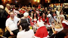 Coxlodge Christmas Party 2016 - Full House! 😏