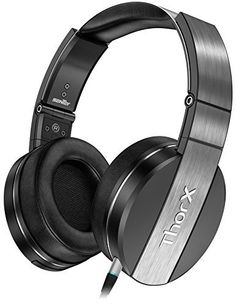 Special Offers - Sentey Headphones with Microphone Audiophile Headset Metal Band for Travel Work Gaming Running Sport Transport Carrying Case Included Over the Ear Cups Rotation Volume Control Portable Ls-4430 Thorx - In stock & Free Shipping. You can save more money! Check It (October 09 2016 at 08:38AM) >> http://ift.tt/2dW85q1