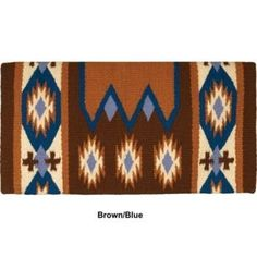 Mustang NZ Wool Laredo Saddle Blanket Tan/Brown by Mustang, http://www.amazon.com/dp/B0042L6ZXY/ref=cm_sw_r_pi_dp_l9Lhsb18YWYJ7