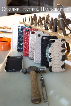 How chic are these iPhone cases?!