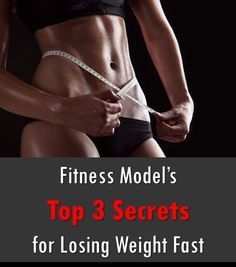 ═══► Great Tricks anybody can put to use immediately to lose weight quickly. ═══►Great Article.