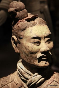 Photographic Journal: China's First Emperor's Terracotta Warriors China Architecture, Ancient Architecture, Terracotta Army, Asian Art Museum, China Art, Ancient China, Chinese Culture, Ancient Artifacts, Thing 1