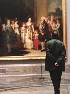 Prado Museum in Madrid.