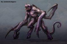 Awesome #Creature Concept by Jerad S Marantz. Artist website: http://jeradsmarantz.blogspot.ro/