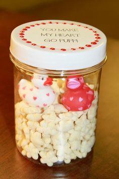Valentine for daycare infant room  valentines  Pinterest