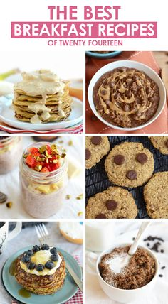 The Best Breakfast Recipes of 2014