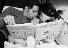 Lesestunde für die ganze Familie