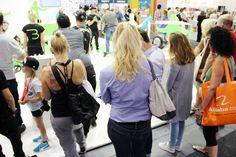 Für das Publikum gab es viel zu sehen auf der IFA 2016. Vorallem das Beamie Hoverboard hat die Begeisterung und Neugier des Publikums geweckt.