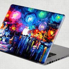 Sticker Decal B+W Fleur Kindle Keyboard Skin