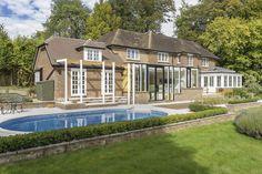 ANDOVER ROAD - Picture gallery #architecture #interiordesign #swimmingpool #bricks