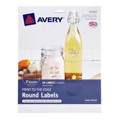 avery removable print or write color coding labels 1 x 3 inches