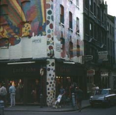Carnaby Street by Pete 1957, via Flickr
