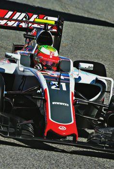 Haas F1 #21