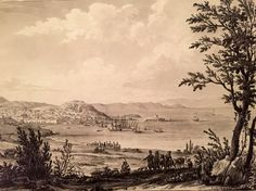 Jan Christian Kamsetzer, View of Scala Nova Harbour (Kuşadası), 1777