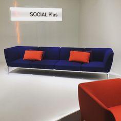 #SocialPlus by #Pedrali for #SalonedelMobile2016