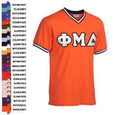 aa2c9f8c5 Fraternity Majors Baseball Jersey  Greek  Fraternity  Clothing  Jersey   Baseball  GreekWeek