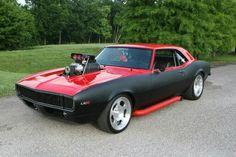 Chevrolet-camaro-cherry-bomb 1968