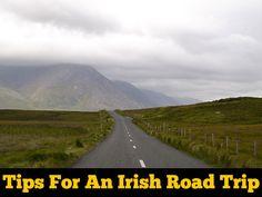 Tips For An Irish Road Trip