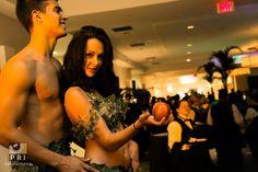 Adam and Eve made a cameo at a garden gala Adam And Eve, Entertainment, Concert, Garden, How To Make, Fashion, Adam An Eve, Moda, Garten